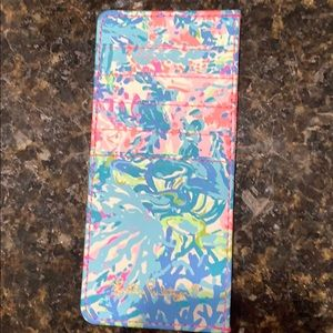 Lilly Pulitzer card case